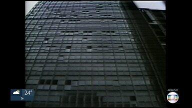 Um marco na cidade - O prédio foi considerado um dos mais modernos quando foi inaugurado. A partir de 2014 o abandono