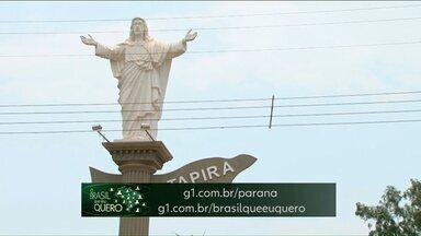 Responda: que Brasil você quer para o futuro? - Grave seu vídeo de 15 segundos, representando a sua cidade, e apareça nos jornais da Globo