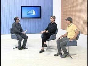 Oficina em Montes Claros vai ensinar técnicas de oratória e atuação - Ator André Segatti é um dos convidados da oficina.