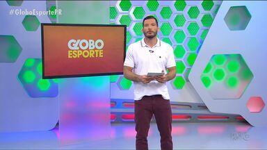 Veja a edição na íntegra do Globo Esporte Paraná de terça-feira, 01/05/2018 - Veja a edição na íntegra do Globo Esporte Paraná de terça-feira, 01/05/2018