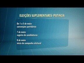 Três cidades do Vale do Aço estão em ritmo de eleições municipais - Candidatos eleitos tiveram candidaturas caçadas nos três municípios.