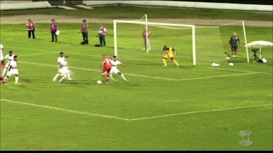 Campinense perde o CRB e está fora da Copa do Nordeste de 2019 - Raposa jogava pelo empate no Rei Pelé, mas perdeu por 3 a 1 e foi eliminado ainda na fase preliminar da competição regional