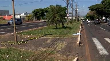 Mulher que provocou acidente com morte havia bebido 13 vezes mais que o tolerado - Caso foi em Londrina. ParanaTV teve acesso ao laudo
