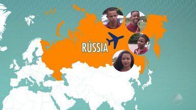 Rússia 2018: quatro crianças baianas são selecionadas para acompanhar a Copa do Mundo - Eles foram escolhidos através de um projeto produzido em colaboração com a FIFA.