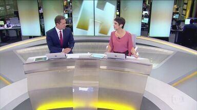 Jornal Hoje - Íntegra 02 Maio 2018 - Os destaques do dia no Brasil e no mundo, com apresentação de Sandra Annenberg e Dony De Nuccio