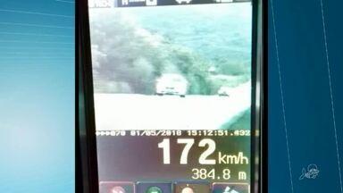 Polícia Rodoviária registra 21 acidentes nas estradas do CE no feriadão - Confira mais notícias em g1.globo.com/ce