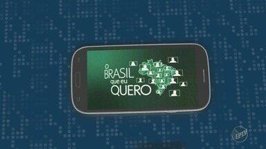 Em ano de eleição, mande um vídeo com o que você espera para o futuro do Brasil - Veja como participar.
