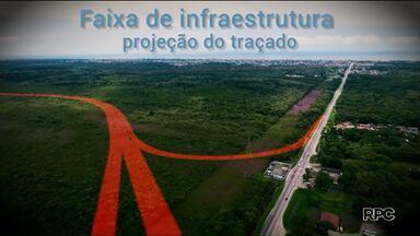 MP pede que Governo suspenda licitação de faixa de infraestrutura no Litoral - O Estado decidiu prorrogar a abertura das propostas das empresas que querem fazer a obra.