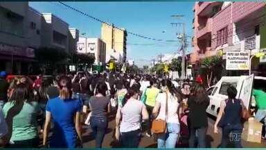 Servidores da Educação entram em greve em São Miguel do Iguaçu - Atividades voltam ao normal amanhã.