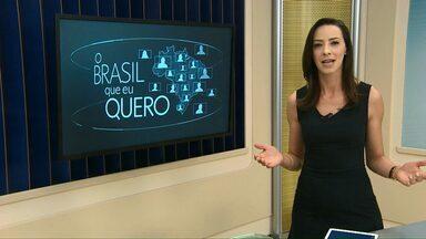 """Participe da campanha """"Brasil que eu quero"""" - Grave um vídeo de 15 segundos dizendo o que você quer para o futuro do Brasil."""