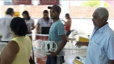 Feirão Digital da TV Sergipe ocorreu em Itabaiana - Muita gente aproveitou para tirar as dúvidas sobre a chegada do sinal digital.