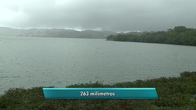 Barragem do Prata 'sangra' e Jucazinho sai do volume morto, diz Compesa - Situações abrem boas perspectivas de abastecimento para várias cidades, segundo a Companhia.