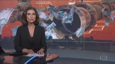 Jornal Nacional - Íntegra 02 Maio 2018 - As principais notícias do Brasil e do mundo, com apresentação de William Bonner e Renata Vasconcellos.