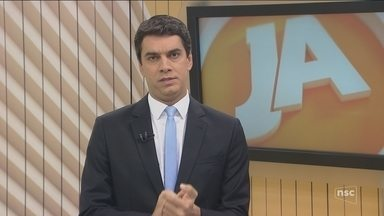 Operação da Polícia Civil apreende munição de calibre restrito e prende três na Vila União - Operação da Polícia Civil apreende munição de calibre restrito e prende três na Vila União, em Florianópolis