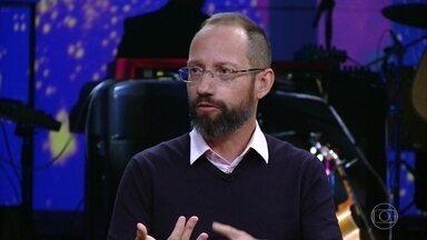 Stevens Rehen fala sobre questões tecnológicas e filosóficas levantadas pelo filme - undefined