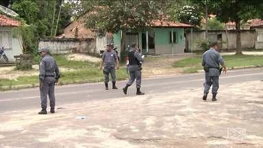 Polícia intensifica operações em áreas rurais do Maranhão - Policiais intensificaram operações no município de Santa Luzia onde o índice de criminalidade é grande, principalmente o tráfico de drogas.