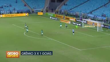 Confira os gols da Copa do Brasil - Palmeiras vence América-MG. Bahia faz 3 a 0 no Vasco. Grêmio avança às quartas.