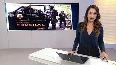 PF prende uma pessoa em operação contra racismo, ameaça, incitação e terrorismo na web - Alvo de prisão é de Curitiba; ele já foi preso e até condenado pelos mesmos crimes.
