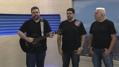 Banda Catedral realiza turnê em Maceió - Grupo tem 30 anos de história.