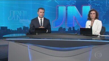 Jornal Nacional - Íntegra 10 Maio 2018 - As principais notícias do Brasil e do mundo, com apresentação de William Bonner e Renata Vasconcellos.