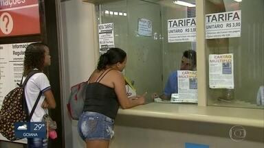 Aumento para R$ 3 da tarifa do metrô é criticado por passageiros - CBTU argumenta que reajuste é necessário para manter o sistema.