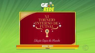 GE na Rede destaca torneio amador em Ubá - Diversas equipes vão representar países para entrar no clima da Copa.