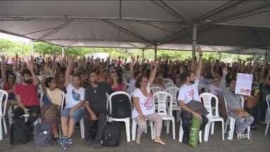 Após 1 mês, servidores de Florianópolis decidem terminar greve - Após 1 mês, servidores de Florianópolis decidem terminar greve