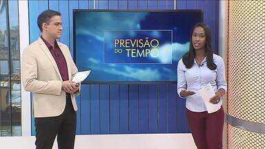 Frente fria aumenta chance de chuva no Sul do Rio - Previsão é de sábado com períodos de nebulosidade.