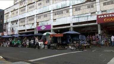 Justiça determina interdição do Hotel Palace de Aracaju - Comércio existente no pavimento inferior também vai ser desativado.