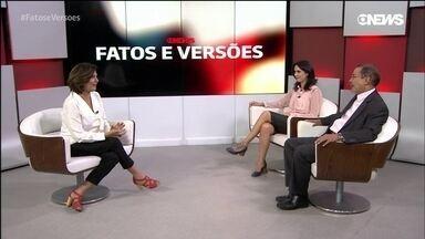 Jornalistas comentam ações que foram do STF à 1ª instância