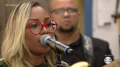 Deise e Talita Cipriano cantam: 'Fim de Tarde' - Mãe e filha comentam a participação da jovem no 'The Voice Kids'
