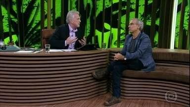 """Belisário Franca fala sobre o documentário """"Soldados do Araguaia"""" - Filme mostra depoimentos de soldados convocados para a guerrilha do Araguaia"""
