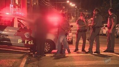 Policial Militar é baleada após sair do trabalho em Campinas - O criminoso levou a arma dela.