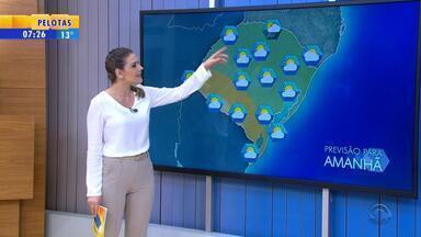 Tempo: quinta-feira (17) será de sol entre nuvens no RS - Veja como fica a previsão.