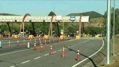 Ministério dos Transportes realiza pesquisa na Rodovia Lúcio Meira - Estudo está sendo feita para conhecer a origem e destino dos motoristas que passam pelas estradas federais.