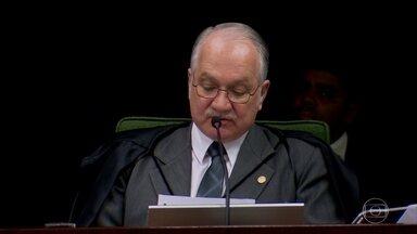 Fachin autoriza inquérito para apurar possíveis repasses da J&F a políticos do MDB - Pedido de investigação foi feito pela PGR em abril e trata de supostos repasses de mais de R$ 40 milhões da JBS para um grupo de parlamentares do MDB.