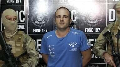Polícia investiga ligação de piloto envolvido com crimes com coronel da PM - Felipe Ramos Morais foi preso em Goiás, acusado de participar da execução de dois chefes de uma facção criminosa de São Paulo. Ele seria amigo de um tenente-coronel da Polícia Militar.