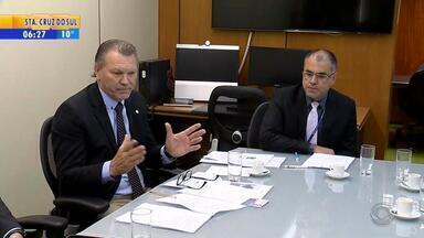 TCU nega reajuste de contratos de empresas responsáveis pela duplicação da BR-116 - Assista ao vídeo.