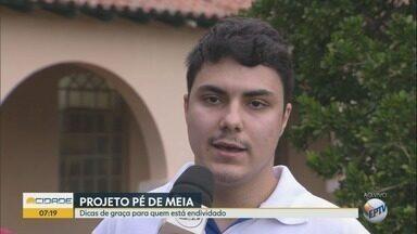USP promove evento gratuito de educação financeira em Ribeirão Preto, SP - Projeto 'Pé de Meia' dá dicas de como manter as contas em dia.
