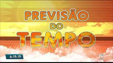 Veja a Previsão do Tempo para esta queinta-feira - Confira a previsão do tempo em João Pessoa e Campina Grande.