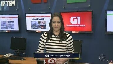 Confira os destaques do G1 Itapetininga e região desta quinta-feira - Confira os destaques do G1 Itapetininga e região desta quinta-feira com a repórter Ana Carolina Levorato.