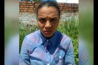 Polícia prende mulher que participou do assassinato de PM em lanchonete em Ananindeua - A mulher pilotava a moto que levou e fugiu com o assassino