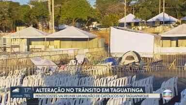 Semana de Pentecostes acaba no domingo (20) - Festa religiosa comemora duas décadas de evangelização. Celebrações acontecem na Paróquia São Pedro, em Taguatinga Sul e no Taguaparque.
