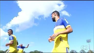 Interporto está concentrado em Araguaína para jogo da 5ª rodada da Série D - Interporto está concentrado em Araguaína para jogo da 5ª rodada da Série D