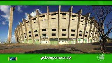 Altos realiza treino fechado para enfrentar o Assu no Rio Grande do Norte - Altos realiza treino fechado para enfrentar o Assu no Rio Grande do Norte