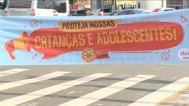 Casos de violência sexual contra crianças são lembrados em São Luís - Dia Nacional de Combate ao Abuso e à Exploração Sexual de Crianças e Adolescentes ocorre nesta sexta-feira (18).
