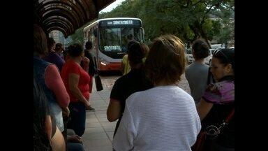 Prefeitura confirma a suba da passagem de ônibus em Santa Maria - A partir da meia noite de quarta-feira o valor passará dos atuais R$ 3,60 pra R$ 3,90.