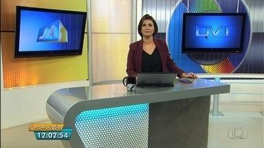 Veja os destaques do Jornal Anhanguera 1ª Edição desta terça-feira (22) - Polícia apresenta suspeito de participar da morte de advogada durante tentativa de assalto.