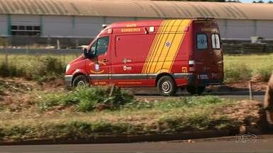 Corpo de manifestante atropelado será enterrado nesta terça (22) - O manifestante foi atropelado durante um protesto de caminhoneiros na BR-376, Paranavaí.