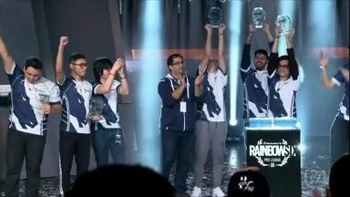 Brasil é campeão mundial de Rainbow Six - Brasil é campeão mundial de Rainbow Six